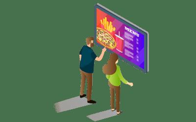 Why Digital Signage Screens Generate More Sales