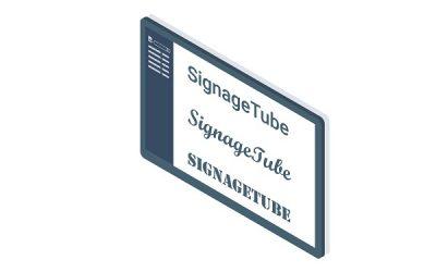 Sourcing Fonts for Digital Signage