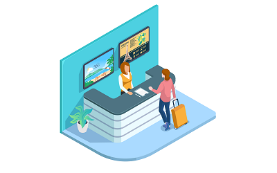 How Hotels Can Benefit By Using Hotel Digital Signage