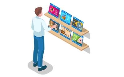 Advantages of Using Digital Signage Templates