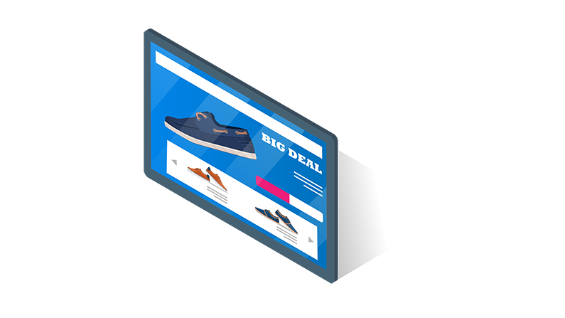 How Stores Can Benefit By Using Retail Digital Signage