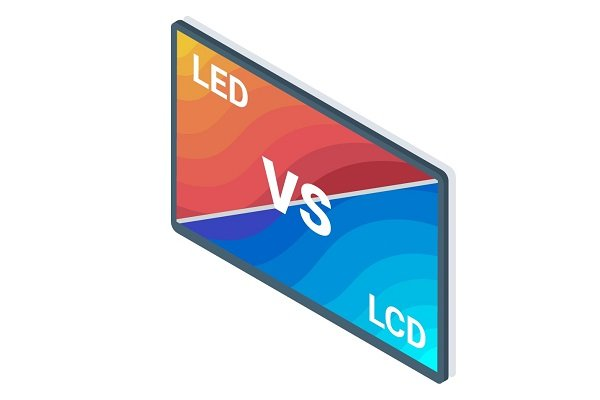 Digital Signage LCD vs LED