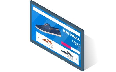 Marketing using Digital Signage