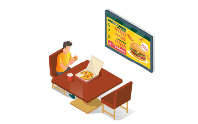 Stop Running Ads on Screens for Others in Your Shop or Restaurant