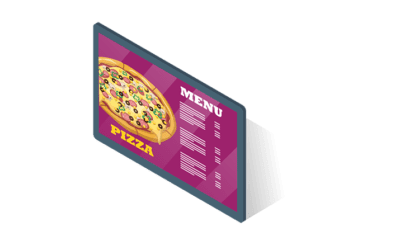Why Restaurant-Owners Should Be Using Digital Signage